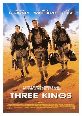 Three kings Stasera su Rete 4