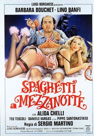 Spaghetti a mezzanotte Stasera su Rete 4