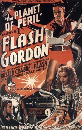 Flash gordon Stasera su Italia 2