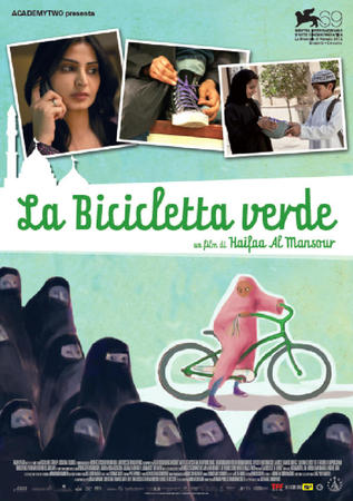 La bicicletta verde Stasera su Iris