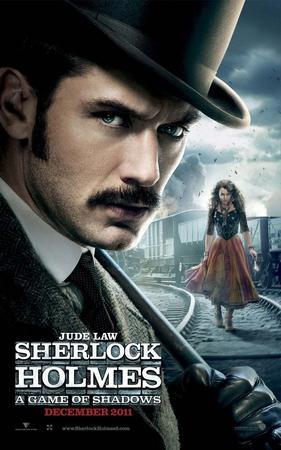 Sherlock holmes - gioco di ombre Stasera su Italia 1