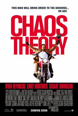 Chaos theory Stasera su La5