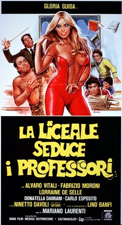 La liceale seduce i professori Stasera su Iris