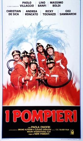 I pompieri Stasera su Rete 4