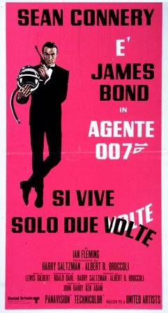 Agente 007 - Si vive solo due volte Stasera su Rai 3