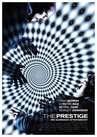 The prestige Stasera su Canale 5