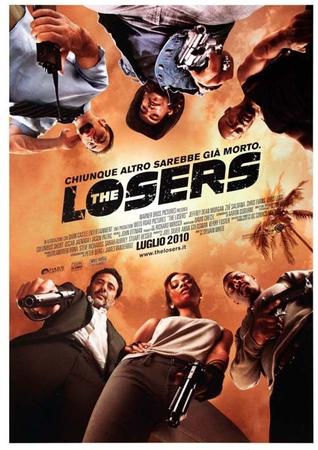 The losers Stasera su Iris