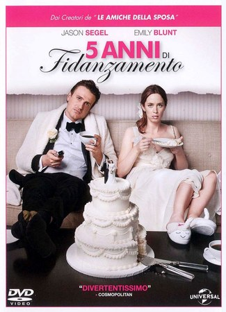 5 anni di fidanzamento  Stasera su Canale 5