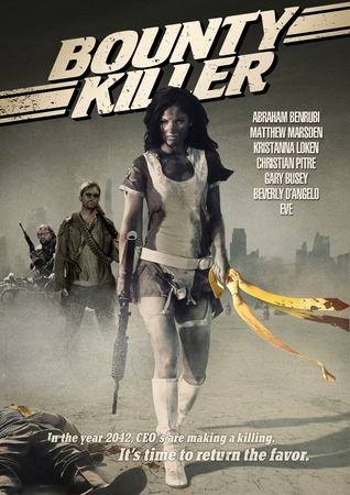 Bounty Killer Stasera su Rai Movie