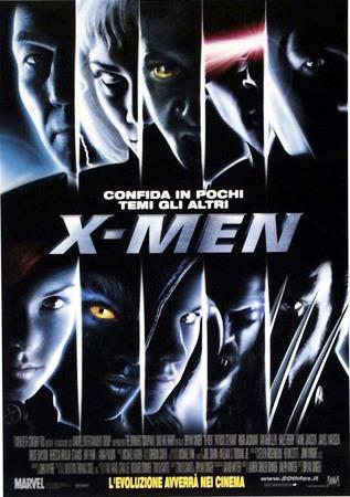 X-men Stasera su Italia 1