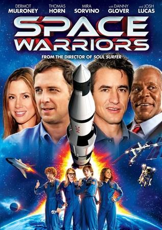 Space warriors Stasera su Italia 2