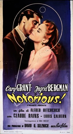 Notorious - L'amante perduta Stasera su Rai Movie