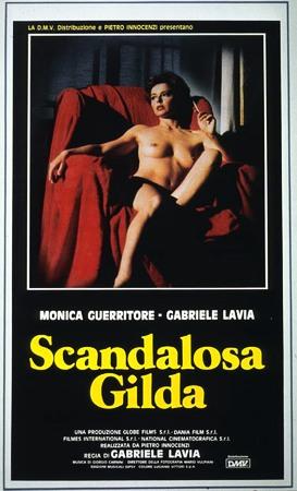 Scandalosa Gilda Stasera su Cielo