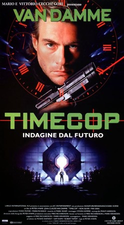 Timecop - Indagine dal futuro Stasera su Cielo
