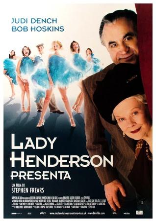 Lady Henderson presenta Stasera su La7