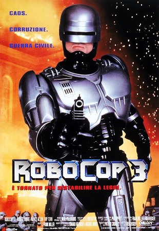 Robocop 3 Stasera su Rai 4