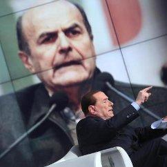 Bersani apre a Berlusconi