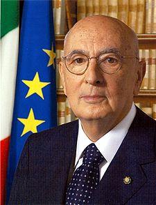 Giorgio Napolitano rieletto Capo dell Stato