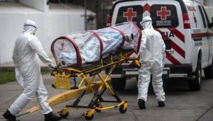 La SSa detalló que son 128 mil las personas que han muerto por coronavirus