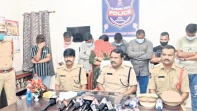 Photo of మంచిర్యాల లో వ్యభిచార ముఠా గుట్టురట్టు, prostituter arrested in Mancherial