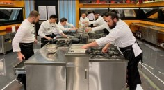 Chef's Arena yarışması yayından kaldırıldı