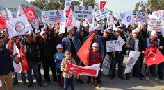 TEMSA işçilerinden 'eylem'