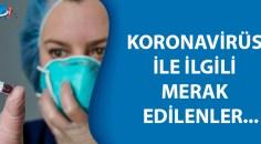 İşte koronavirüsten korunmanın yolları!