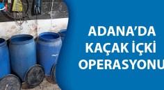 3 bin 650 litre kaçak içki ele geçirildi