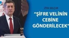 Bakan Selçuk'tan önemli EBA açıklaması