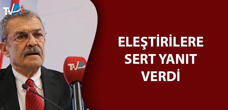 Adana CHP il yönetimi Ak Parti'yi hedef aldı