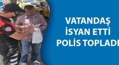Adana'da dilenci operasyonu