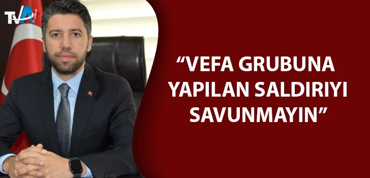 AK PARTİ'den CHP'ye yanıt