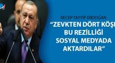 Erdoğan'dan camilere yapılan saygısızlığa çok sert tepki