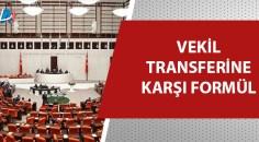 Siyasette 'vekil transferine' ilişkin tartışma başladı