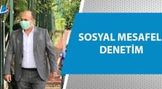 Adana Emniyet Müdürü Zafer Aktaş'tan denetim