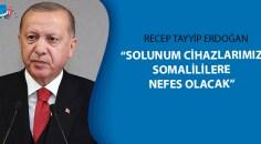 Cumhurbaşkanı Erdoğan duyurdu