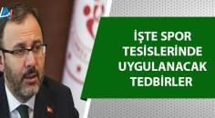 Bakan Kasapoğlu duyurdu