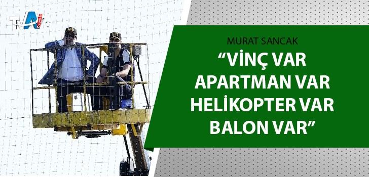 Murat Sancak'ı mahrumiyet cezası durduramıyor