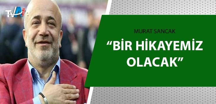 Adana Demirspor Kulübü Başkanı Murat Sancak açıkladı!