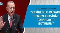 Cumhurbaşkanı Erdoğan'dan asker uğurlama talimatı