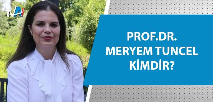 Çukurova Üniversitesi rektörlüğüne Prof. Dr. Meryem Tuncel atandı