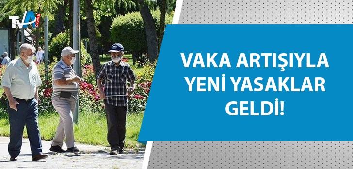 65 yaş üstü vatandaşlara yeni kısıtlama!