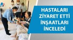 Ahmet Zenbilci'den Kozan ziyareti