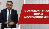 CHP'li Bulut vaka sayılarını Meclis gündemine taşıdı