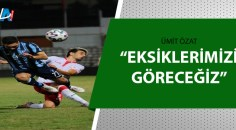 TFF 1. Lig: Adana Demirspor: 1 – B. Boluspor: 1