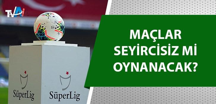 Türkiye Futbol Federasyonu açıkladı!