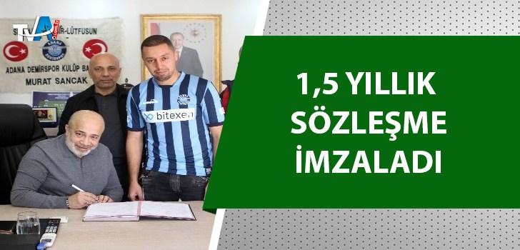 Aissati, Adana Demirspor'da
