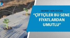 Tescilli Adana karpuzunda fideler toprakla buluştu