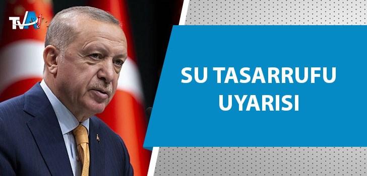 Erdoğan Telegram üzerinden ilk mesajını paylaştı!