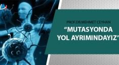 Prof. Dr. Mehmet Ceyhan'dan dikkat çeken uyarı!